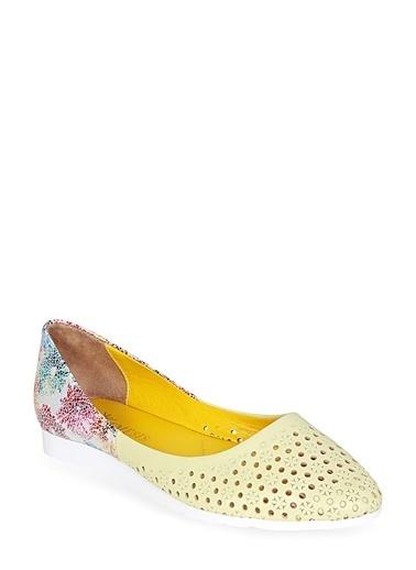 Nemesis Shoes Babet Sarı